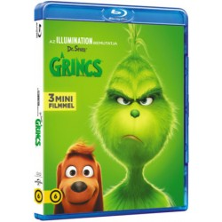 Blu-ray A Grincs