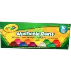 10 darabos lemosható festék