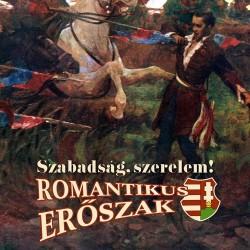 CD Romantikus Erőszak: Szabadság, szerelem!