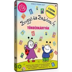 DVD Bogyó és Babóca 4: Tündérkártyák