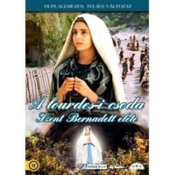 DVD A lourdes-i csoda - Szent Bernadette élete (Duplalemezes, teljes változat)