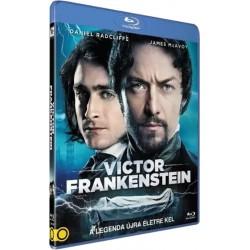 Blu-ray Victor Frankenstein