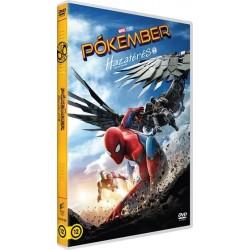 DVD Pókember: Hazatérés