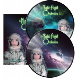 LP The Night Flight Orchestra: Sometimes The World Ain't Enough (Limited Gatefold Picture 2LP)