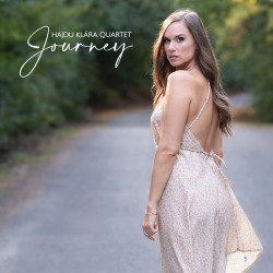 CD Hajdu Klára Quartet: Journey (Digipak)