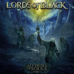 CD Lords Of Black: Alchemy Of Souls - Part. 1.