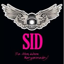 CD SID  Ez itten kérem Magyarország! 015e195d19