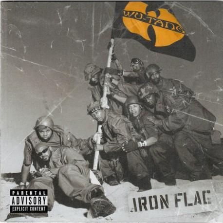 CD Wu-Tang Clan: Iron Flag
