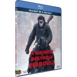 Blu-ray A majmok bolygója: Háború (BD3D+BD)