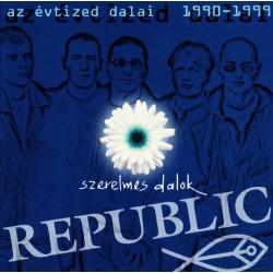 CD Republic: Az évtized dalai 1990-1999 1/III. - Szerelmes dalok