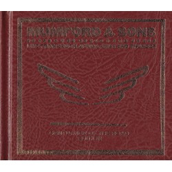 Blu-ray Mumford & Sons: Live From South Africa: Dust And Thunder (Gentlemen Of The Road 2BD+CD Edition)