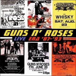 CD Guns N' Roses: Live Era '87-'93 (2CD)