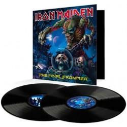 LP Iron Maiden: The Final Frontier (Reissue, Remastered, 180 gram 2LP)