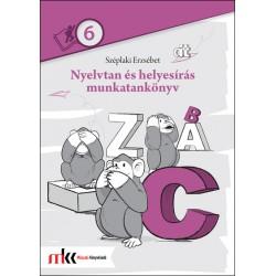 Nyelvtan és helyesírás munkatankönyv 6
