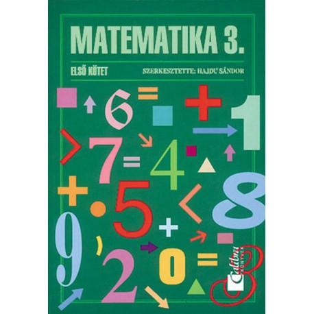 Matematika 3. első kötet