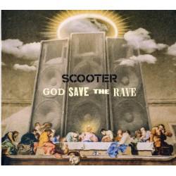 CD Scooter: God Save The Rave (Digipak 2CD Set)