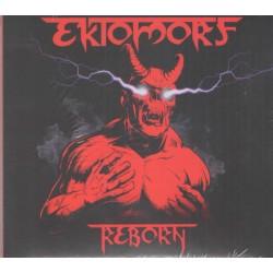 CD Ektomorf: Reborn (Digipak)