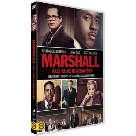 DVD Marshall - Állj ki az igazságért