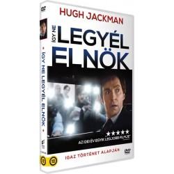 DVD Így ne legyél elnök