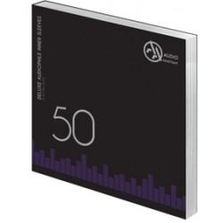 "LP Audio Anatomy 12"" Deluxe Audiophile Antistatic vinyl belső tasak - 50db (Krém)"
