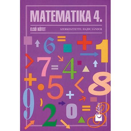 Matematika 4. első kötet