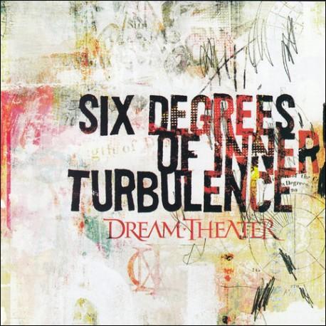 CD Dream Theater: Six Degrees Of Inner Turbulence (2CD)