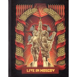 Blu-ray Lindemann: Live In Moscow (Digibook Blu-ray+CD)