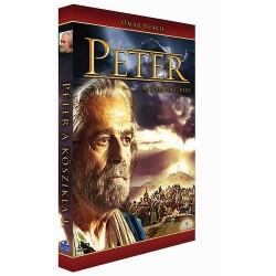 DVD Péter a kőszikla I. rész