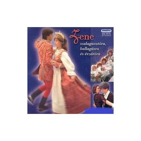 CD Zene szalagavatóra, ballagásra és évzáróra
