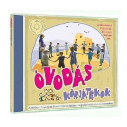 CD Óvodás körjátékok