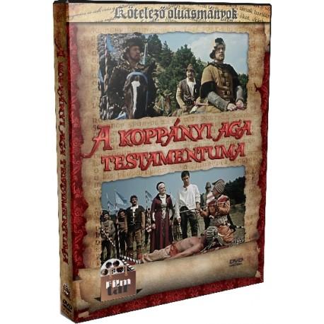 DVD A koppányi aga testamentuma