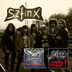 CD Szfinx: Vad játszma - Húzd! (2CD)