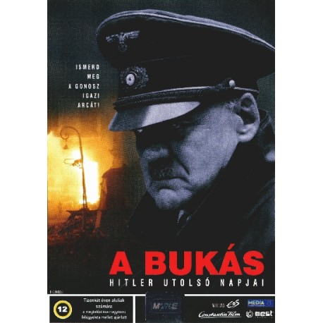 DVD A Bukás - Hitler utolsó napja