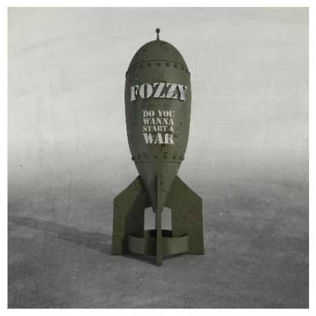 CD Fozzy: Do You Wanna Start A War