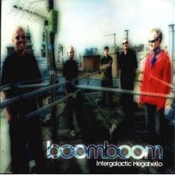CD Boom-Boom: Intergalactic Megahello