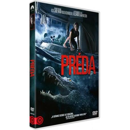 DVD Préda