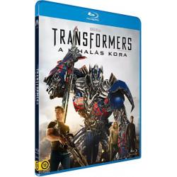 Blu-ray Transformers: A kihalás kora