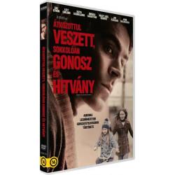 DVD Átkozottul veszett, sokkolóan gonosz és hitvány