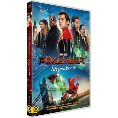 DVD Pókember: Idegenben