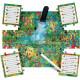 Fedezd fel az erdőt! puzzle mágikus lámpával
