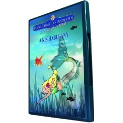 DVD A kis hableány - A fülemüle - A tűzszerszám - A szerelmesek - Az öreg utcai lámpás