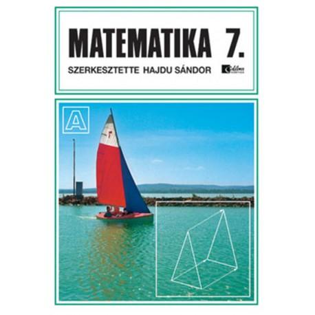 Matematika 7. osztály alapszint