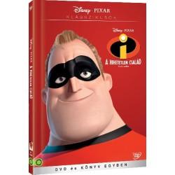 DVD A hihetetlen család digibook