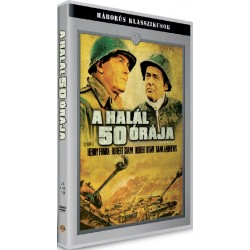 DVD A halál 50 órája (bővített változat)