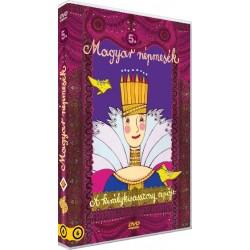 DVD A királykisasszony cipője