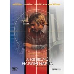 DVD A keselyű három napja