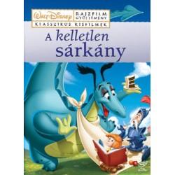 DVD A kelletlen sárkány