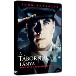 DVD A tábornok lánya