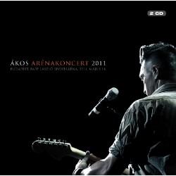 CD Ákos: Arénakoncert 2011. (2CD)