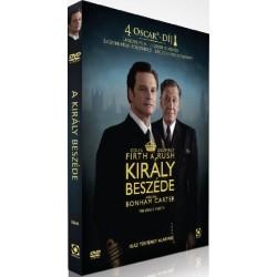 DVD A király beszéde